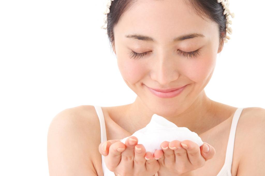 朝顔を洗わないとどうなる?やさしい洗顔法とは?