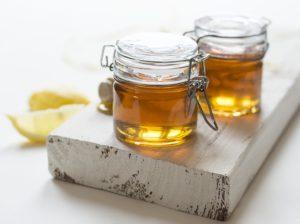 ハチミツの写真