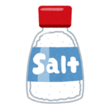 塩シャンプーの効果とは?臭いやフケ、べたつきなどについて