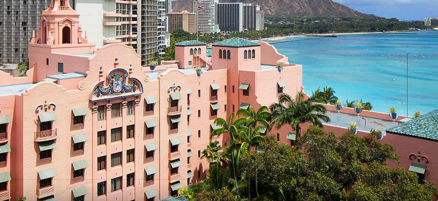 ハワイ(ホノルル)のホテルおすすめランキング!一度は泊まってみたいTOP5