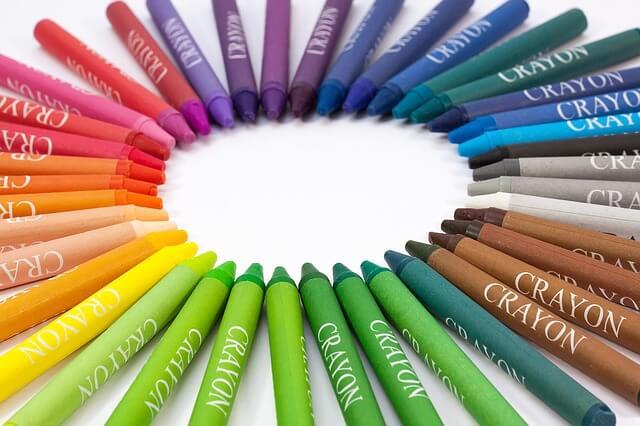 好きな色で性格診断、心理状態