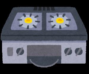 キッチン・ガス台の簡単掃除の仕方!焦げ付き防止の方法も!