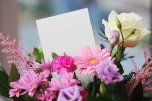 結婚内祝い(お礼の手紙)の書き方!忌み言葉一覧と目上の方への文例も