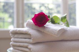 乾燥対策!風呂上りに肌が乾燥する理由!