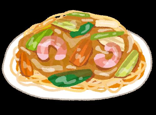 卵とチリソースのあんかけ焼きそば!得する人損する人の【家事えもん】で紹介されたレシピ!